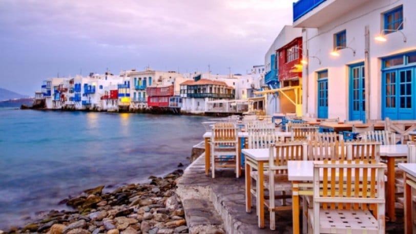 Остров Миконос  Наксос Чем заняться на острове Наксос в 2020 году! Mykonos island