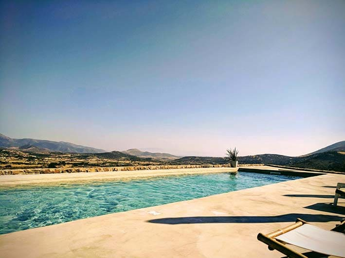 Ayiopetra Exclusive Getaways hotel Naxos