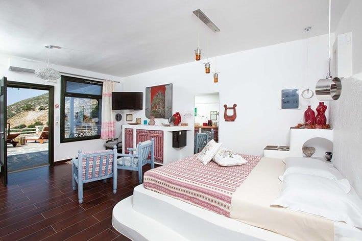ELaiolithos Luxury Retreat в Наксос