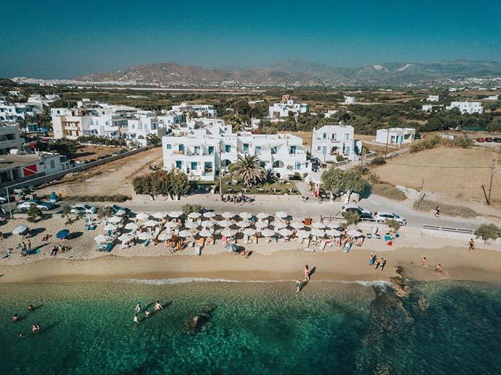 Liana Hotel Agios Prokopios Naxos