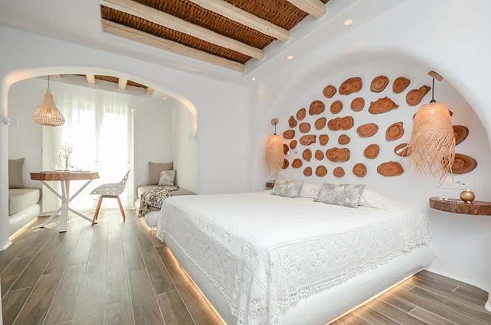 Escape Suites Пляж Плака  Отели в Наксосе.