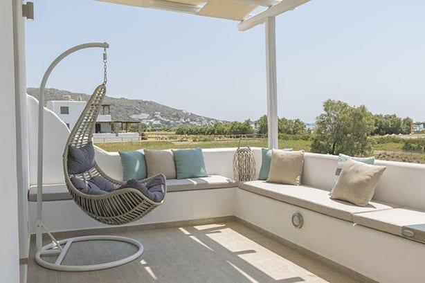 Salinus Villas Naxos Greece