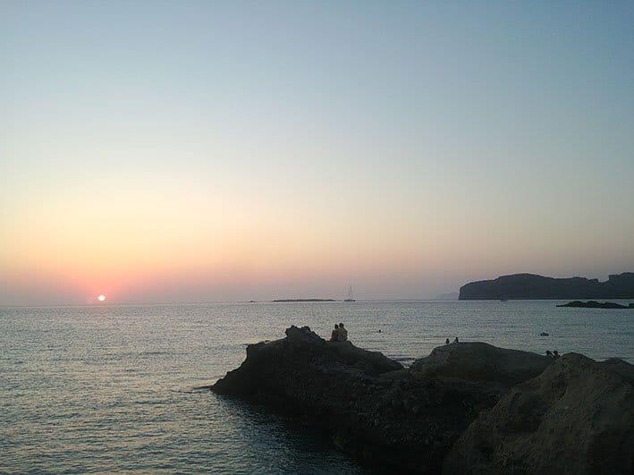 Falasarna, best beaches in Chania, Crete