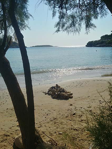Пляж Лутраки Ханья Крит