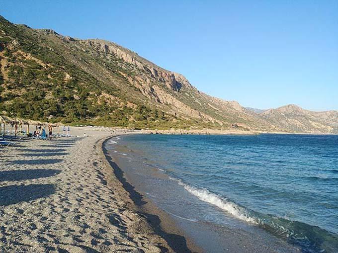 Пляж Гиалискари ханья на крите 8-дневный маршрут в регионе Ханья, на Крите! gialiskari beach3