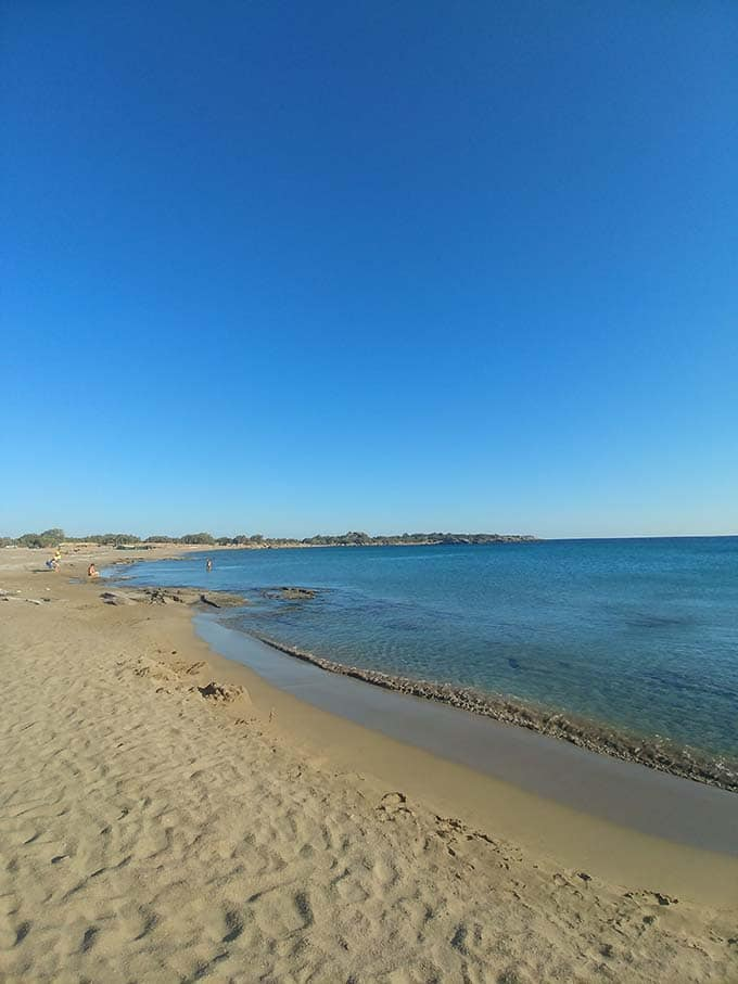 Пляж Граммено ханья на крите 8-дневный маршрут в регионе Ханья, на Крите! Grammeno beach3