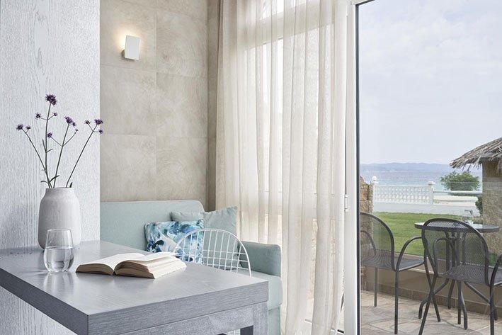 отели на Халкидики 14 лучших отелей на Халкидиках за 2020 год! Antigoni Beach Resort Ormos Panagias Halkidiki