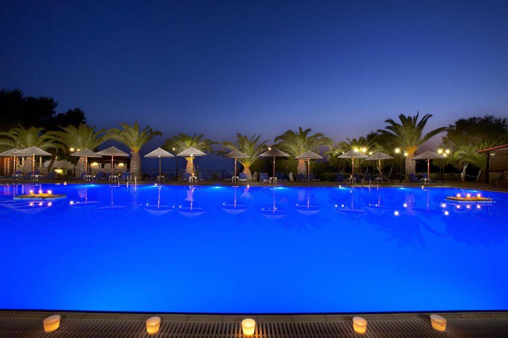 Blue Dolphin hotels Sithonia Halkidiki