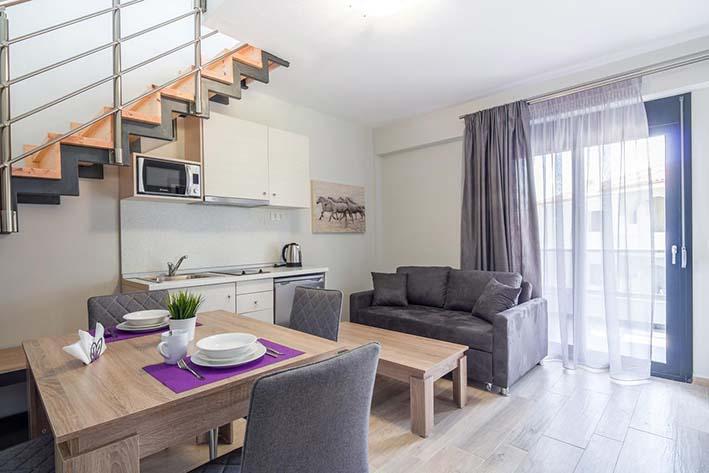 Ilis villas Nikiti best hotels in Sithonia