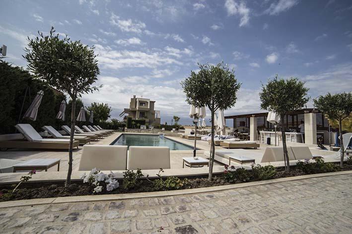 Niovi Boutique Apartments Kassandra Halkidiki