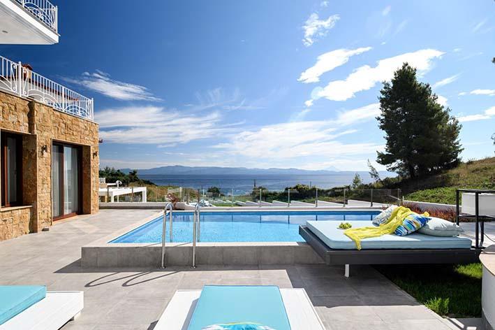Villa D'Oro - best hotels in Kassandra Halkidiki