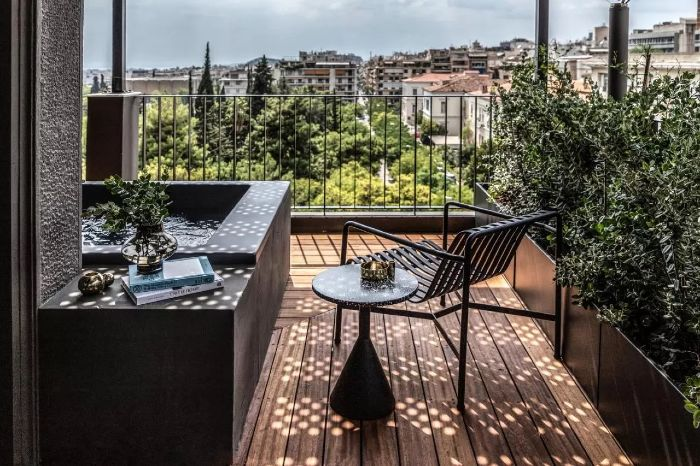 The Modernist Hotel in Athens greece