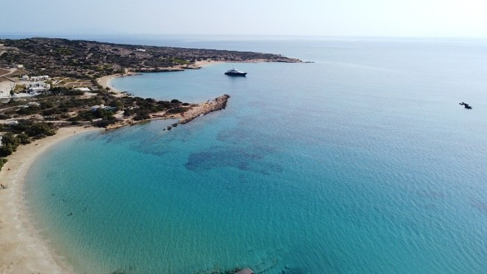 Beaches in Koufonisia