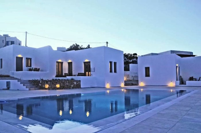 Ionathan Koufonisia Suites cyclades