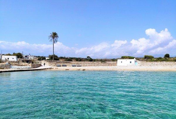 Kato Koufonisi island