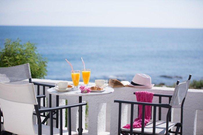 Arlen Beach Hotel outside Heraklion Crete