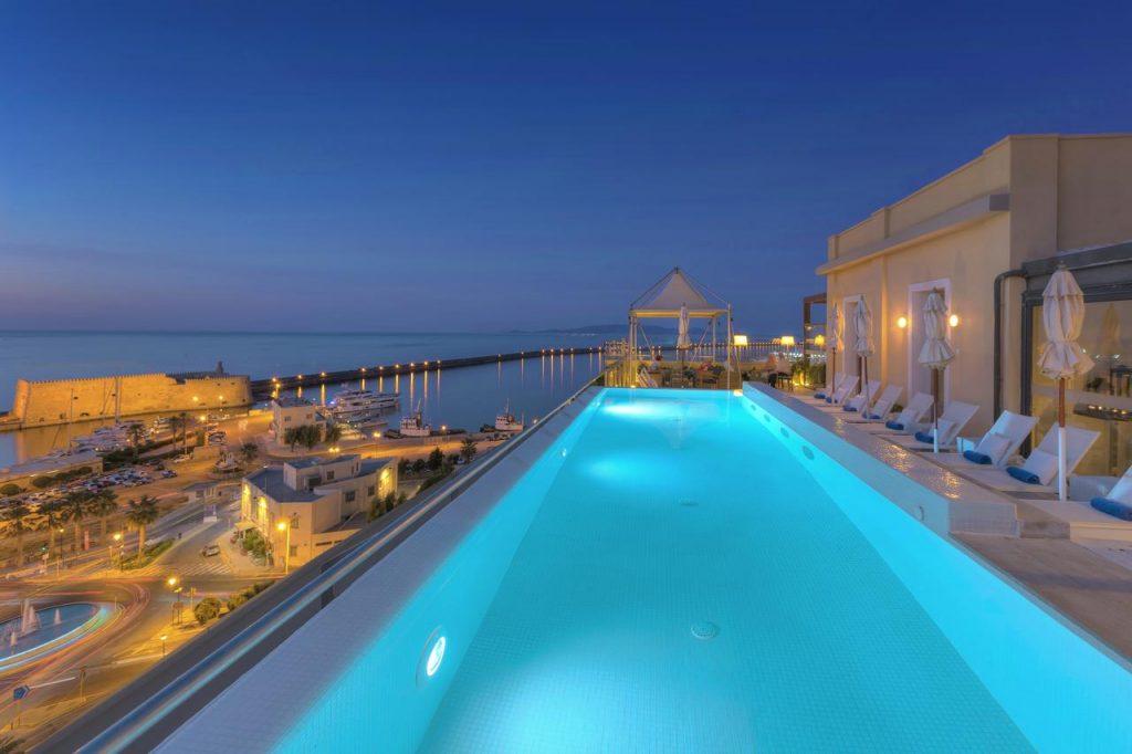 GDM Megaron, Historical Monument Hotel Heraklion Crete