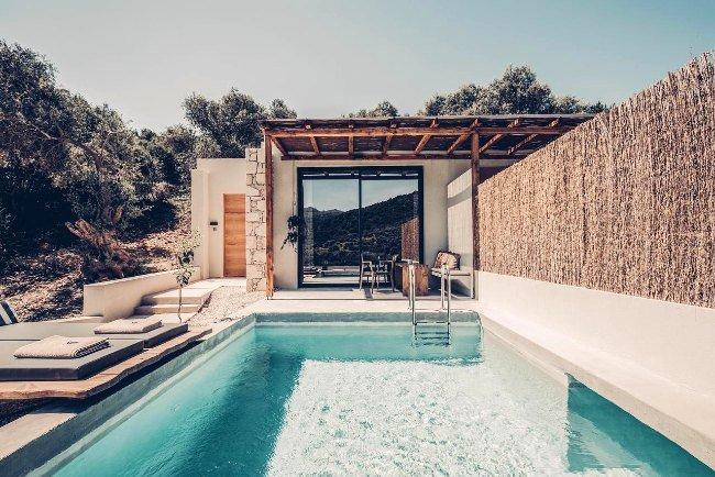 Monastery Estate Retreat Chania Crete