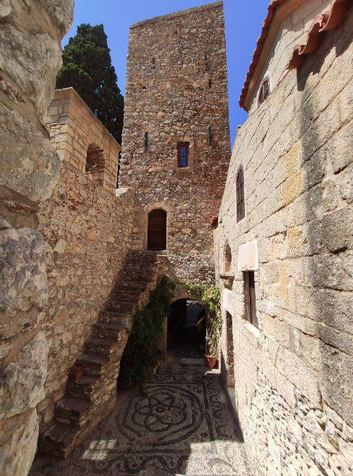 Monastery of Saint Panteleimonas Tilos