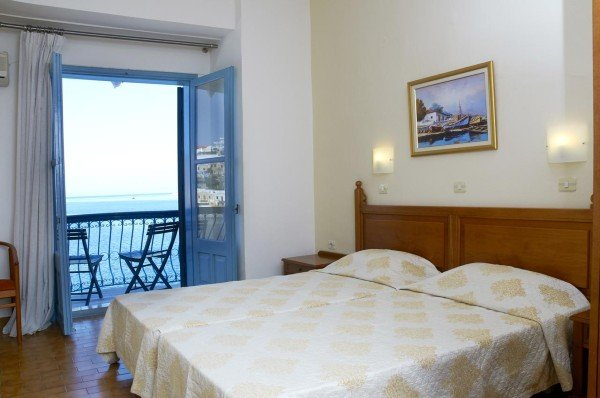 Nireus Hotel Symi island greece