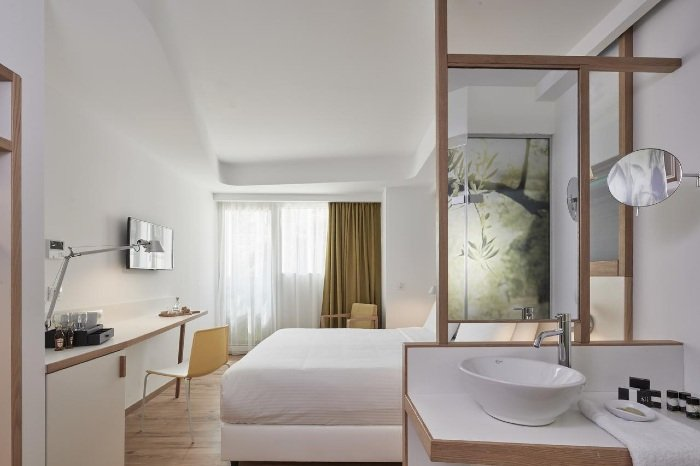 Olive Green Hotel Heraklion where to stay
