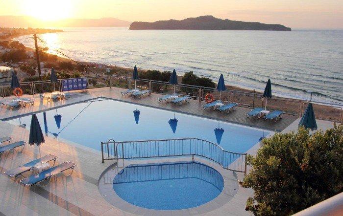 Renieris Hotel where to stay in Chania crete
