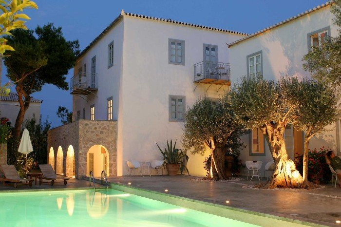 Orloff Resort where to stay in Spetses