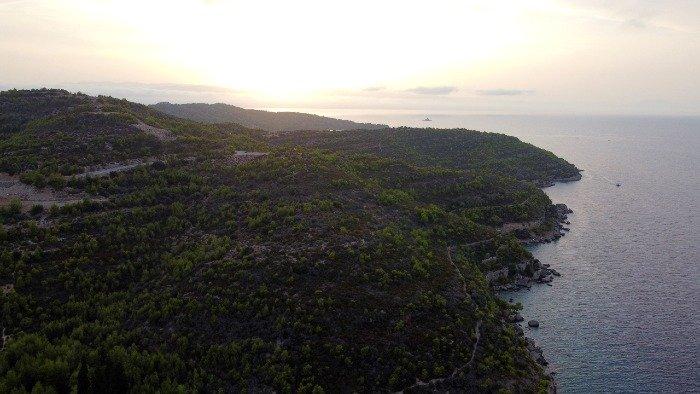 Spetses Island Greece