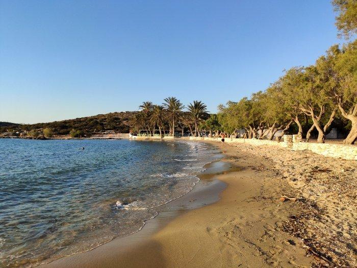 Agia Eirini beach Paros