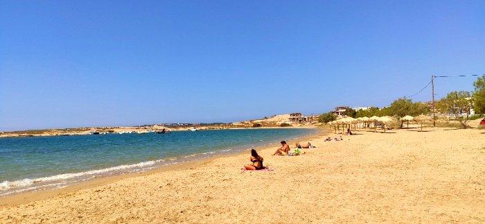 Agioi Anargyroi Beach Naousa
