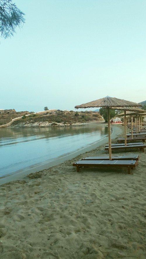 Monastiri beach Paros