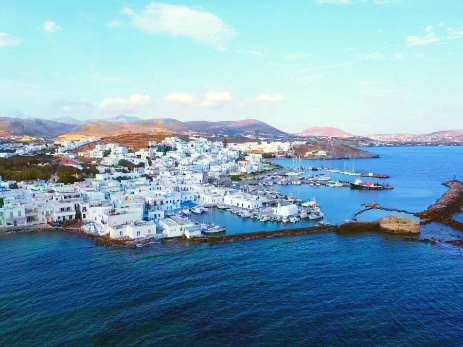 What to do in Paros island