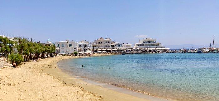 Piso Livadi beach Paros