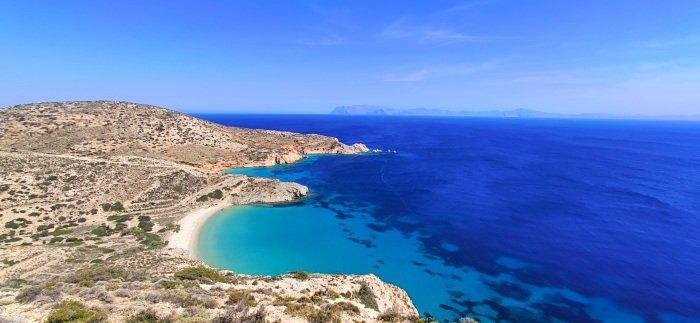Livadi beach Donousa