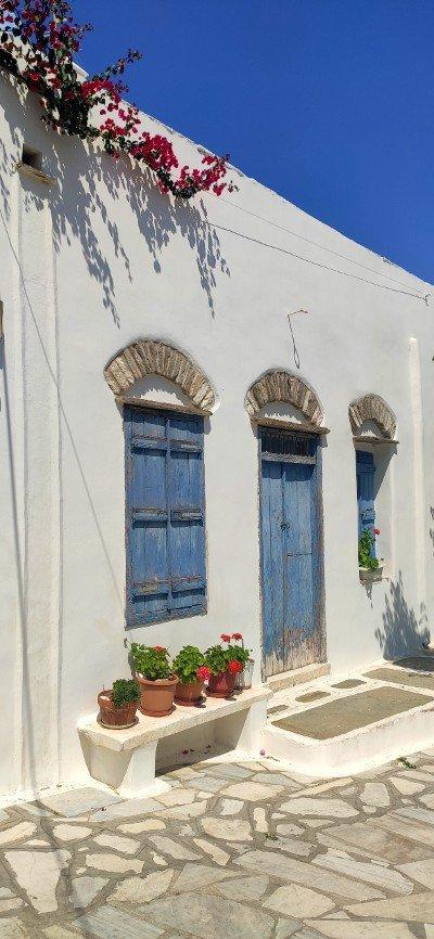 Pyrgos village Tinos