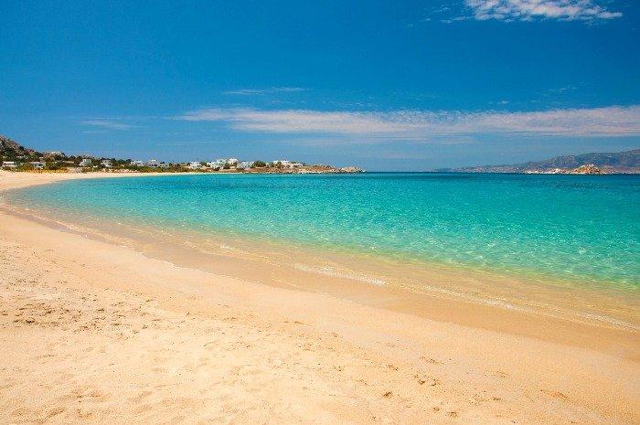 best beaches in naxos island mikri vigla