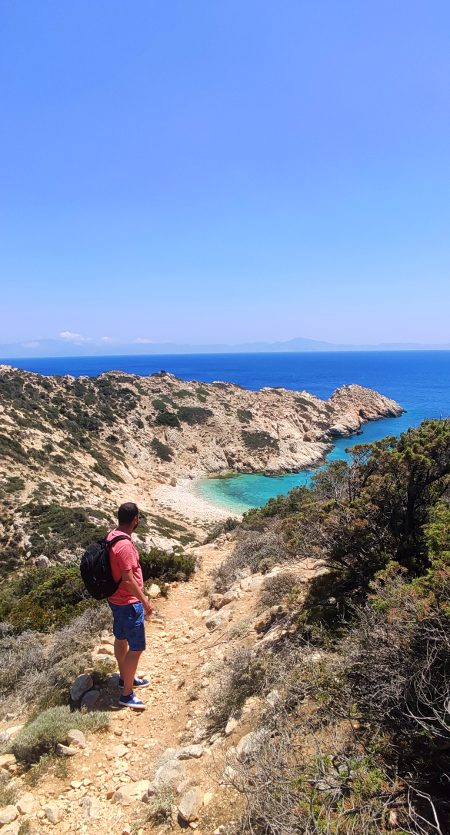 vathi limenari hiking donousa island