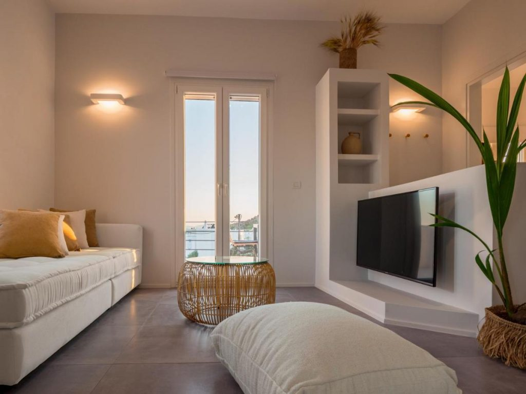 Aelia Suites Cycladic Simplicity tinos aparthotel