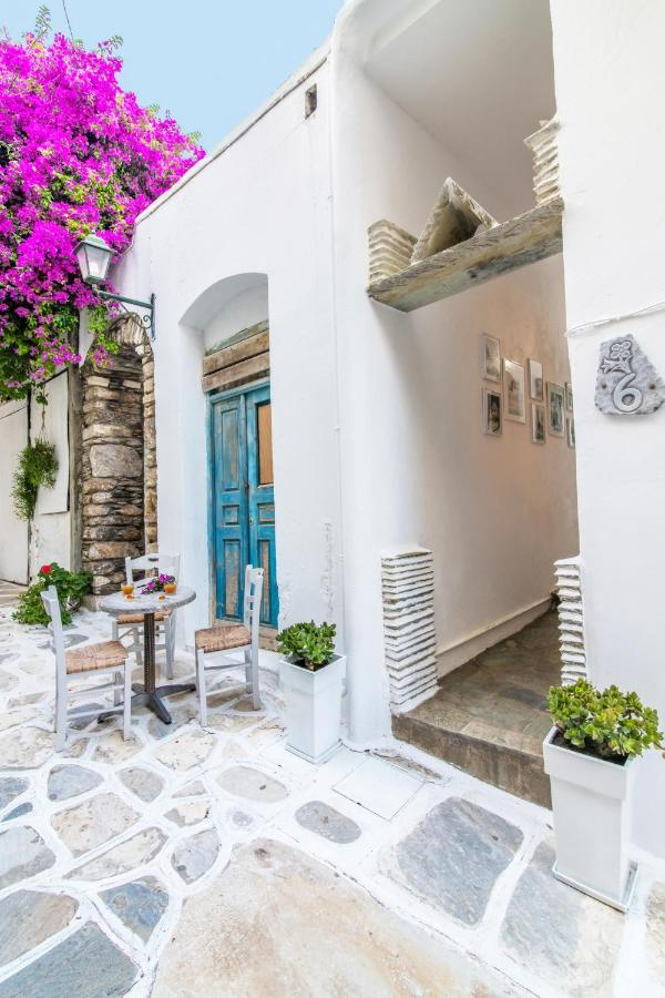 Aggelikoula rooms where to stay in tinos