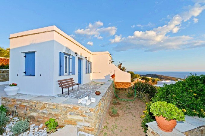 Crystal View best hotels in tinos