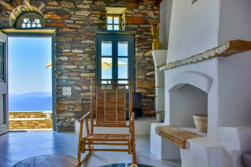 Living Theros Luxury Suites kardiani village