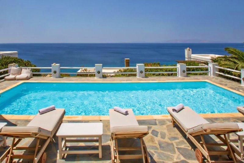 big blue tinos hotels