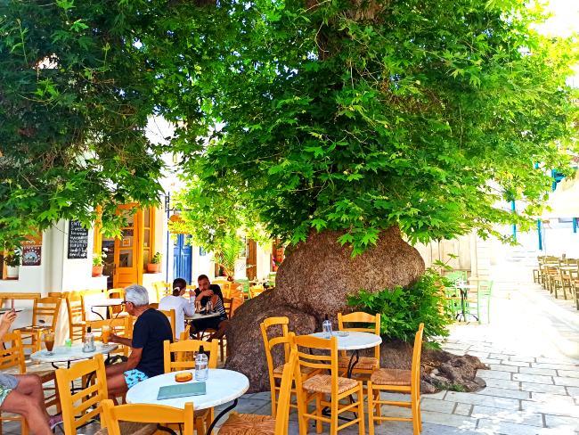 best villages in Tinos
